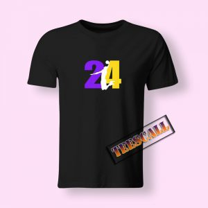 Basketball Legend 24 300x300 - TeesCall : Unsual Graphic Tees For Women's or Men's