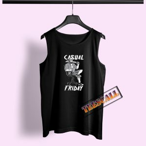 Casual Friday the 13th Tank Top