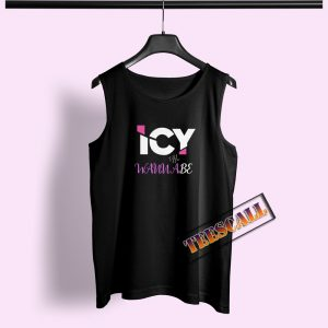 ITZY ICY WANNABE Tank Top