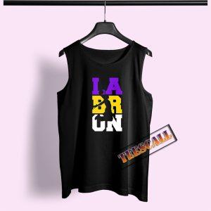 Lebron James Lakers Tank Top