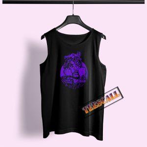 Lil Uzi Vert Luv Purple Tank Top