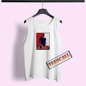 Lil Yachty Poster Tank Top