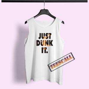 NBA Fan Just Dunk It Tank Top