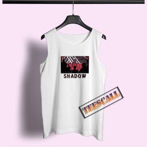 BTS Suga Shadow Tank Top