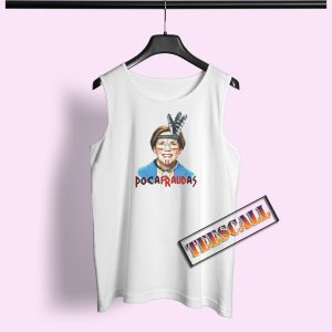 Elizabeth Warren PocaFRAUDas Tank Top