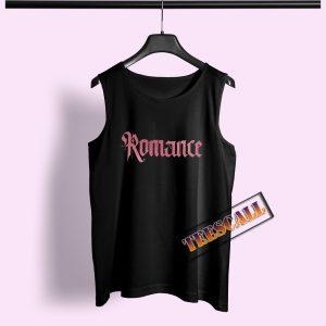 ROMANCE Camila Cabello Inspired Tank Top