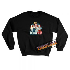 American Superpsycho Sweatshirt