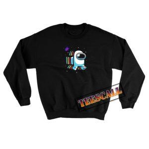 Amongalicious Funny Video Games Sweatshirt