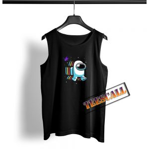 Amongalicious Funny Video Games Tank Top