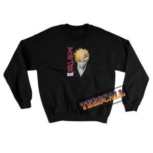 Bleach Ichigo Kurosaki Hollow Sweatshirt