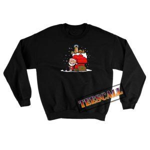 Christmas Nuts Sweatshirt