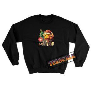 Christmas Pikachu Electric Gift Sweatshirt