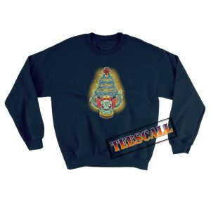 Christmas Pokemon Bulbasaur Sweatshirt
