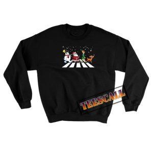 Christmas Road Sweatshirt