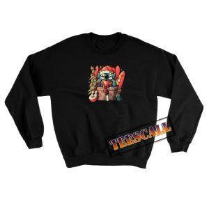 Christmas Stitch in Ohana Sweatshirt