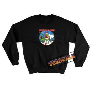 Christmas Thief The Grinch Sweatshirt