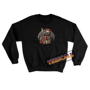 Dragon Knight Fury Gift Christmas Sweatshirt