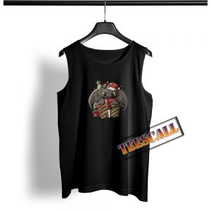 Dragon Knight Fury Gift Christmas Tank Top