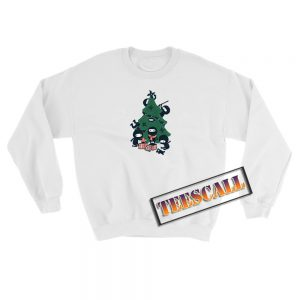 A Very Ninja Christmas Sweatshirt