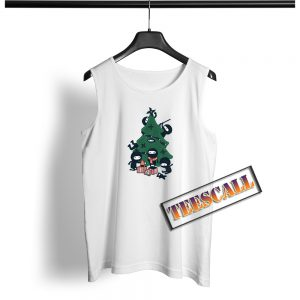 A Very Ninja Christmas Tank Top