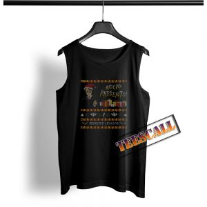 Accio Presents Tank Top