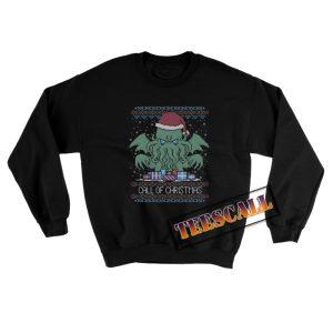 Call Of Christmas Sweatshirt
