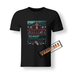 Christmas In The Goondocks T Shirt 300x300 - TeesCall : Unsual Graphic Tees For Women's or Men's