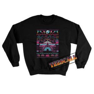 Christmas Stranger Things Sweatshirt