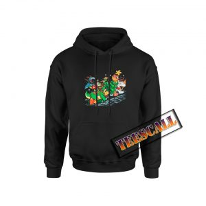 Land Before Christmastime Hoodie 300x300 - TeesCall : Unsual Graphic Tees For Women's or Men's