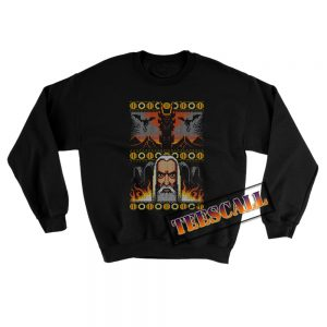 One Christmas to Rule Them All Sweatshirt 300x300 - TeesCall : Unsual Graphic Tees For Women's or Men's