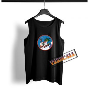 Saving Christmas Baby Yoda Tank Top 300x300 - TeesCall : Unsual Graphic Tees For Women's or Men's