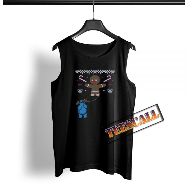 Ugly Cookie Tank Top