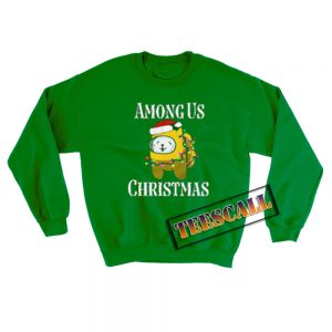 Among-Us-Christmas-Sweatshirt
