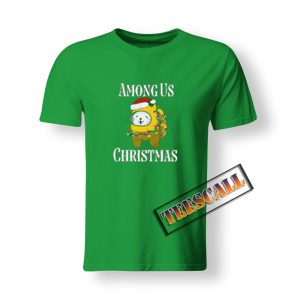 Among-Us-Christmas-T-Shirt