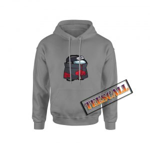 Among-Us-Ninja-Crossover-Hoodie-Grey
