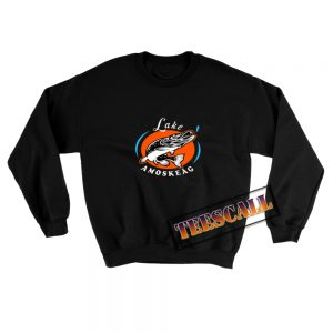 Amoskeag Lake Sweatshirt 300x300 - TeesCall : Unsual Graphic Tees For Women's or Men's