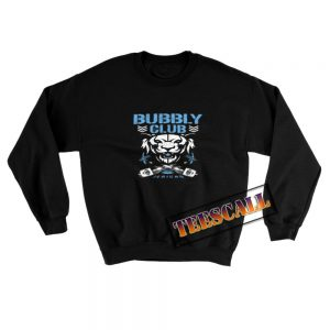 Bubbly-Club-Chris-Jericho-Sweatshirt