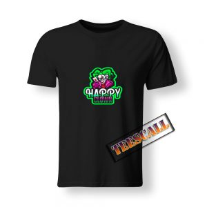 Happy Clown Crazy T Shirt 300x300 - TeesCall : Unsual Graphic Tees For Women's or Men's