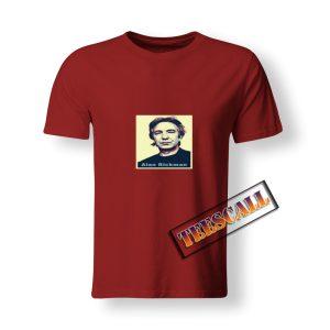 Alan-Rickman-T-Shirt-Maroon
