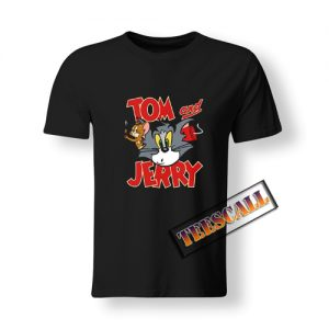 b1 Tom And Jerry Battle T Shirt 300x300 - TeesCall : Unsual Graphic Tees For Women's or Men's