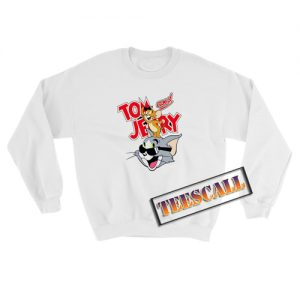 b3 Summer Tom And Jerry Sweatshirt 300x300 - TeesCall : Unsual Graphic Tees For Women's or Men's