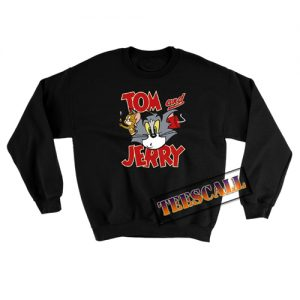 b3 Tom And Jerry Battle Sweatshirt 300x300 - TeesCall : Unsual Graphic Tees For Women's or Men's
