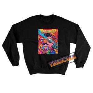 Bad Bunny World Tour Sweatshirt