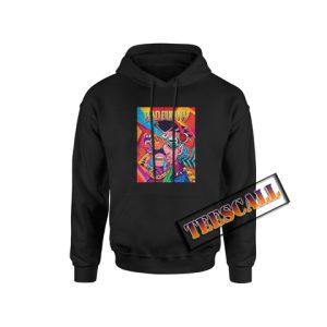 Bad Bunny World Tour Hoodie
