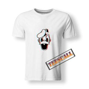3D Donald Duck T-Shirt