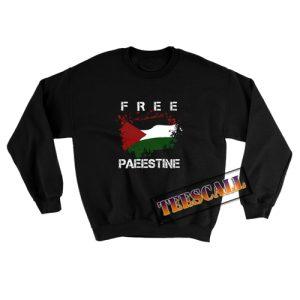Amazing Free Palestine Sweatshirt