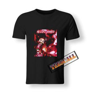 Anime Nezuko Demon Slayer T-Shirt