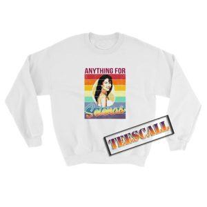 Anything For Selena Sweatshirt