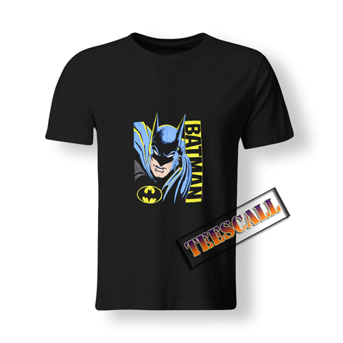 Vintage Batman Graphic T-Shirt