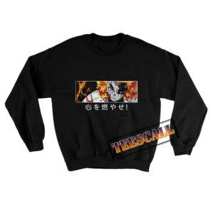 b3 Rengoku Demon Slayer Sweatshirt 300x300 - TeesCall : Unsual Graphic Tees For Women's or Men's